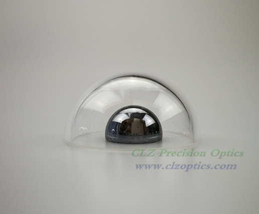 Optical Dome, 30mm diameter, 2mm thick, 16mm height, N-BK7 or equivalent type Dome Windows